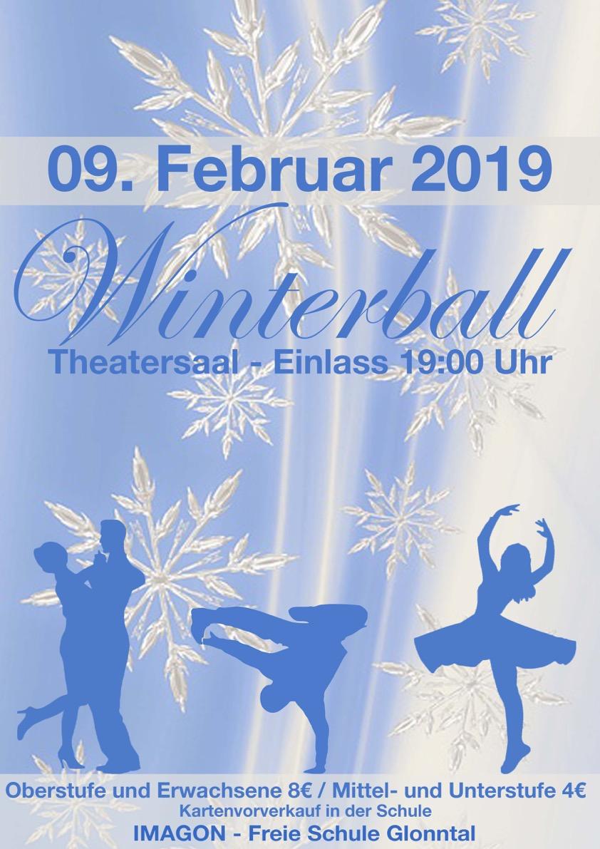 Freie Schule Glonntal - Winterball der Imagon Freien ...